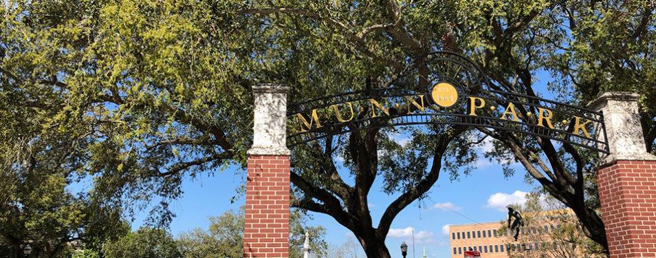 Munn Park Historic Walking Tour