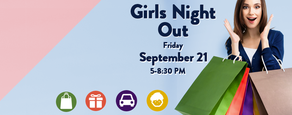Girls Night Out on September 21, 5...