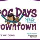 September 7th First Friday: Dog Da...