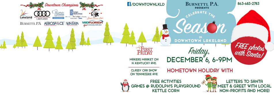 December 6 First Friday: Hometown ...