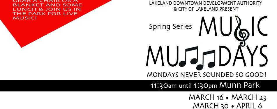 2020 Music Munndays